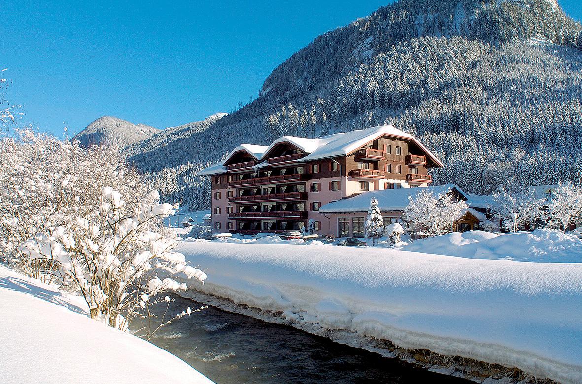 Rakousko (Horní Rakousko) - lyžování - VITALHOTEL GOSAU - RODINNÉ POKOJE