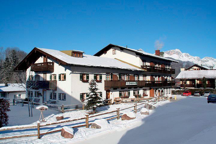 Německo (Bavorské Alpy) - Hotel Binderhäusl