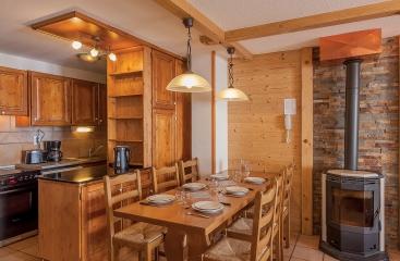 Residence Balcons de Val Thorens - Savoie - Les Trois Vallées - Val Thorens