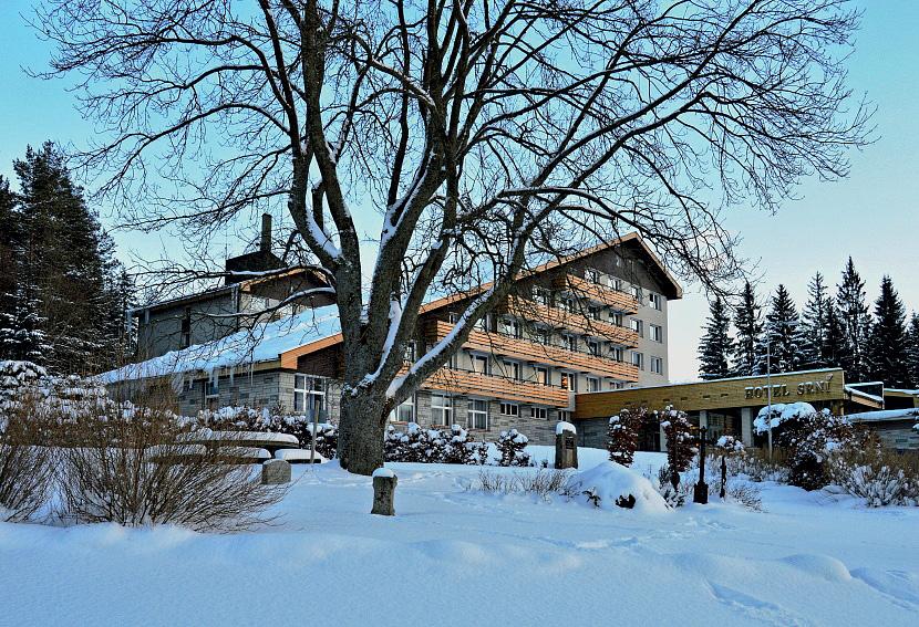 Česká republika (Šumava) - lyžování - HOTEL SRNÍ