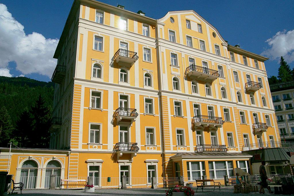 Rakousko (Rakouské Alpy a jezera) - Hotel Selina