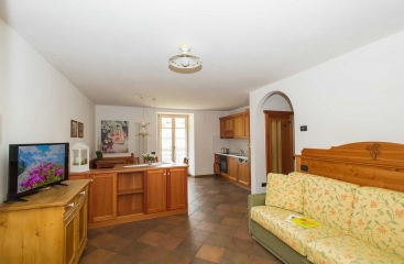 Apt. dům Casa Margherite - Skirama Dolomiti Adamello Brenta - Marilleva / Folgarida