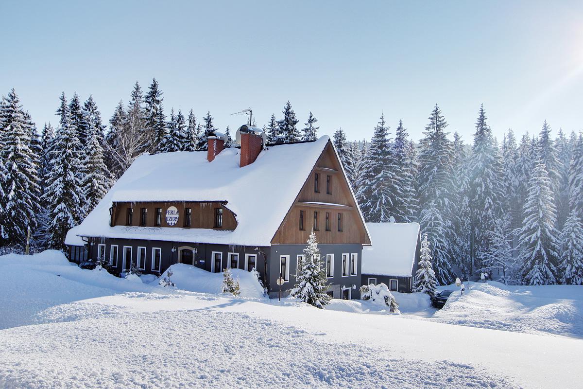 Česká republika (Jizerské hory) - lyžování - HOTEL PERLA JIZERY