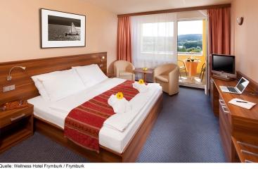 Wellness Hotel Frymburk - Šumava - jihočeská část - Lipno