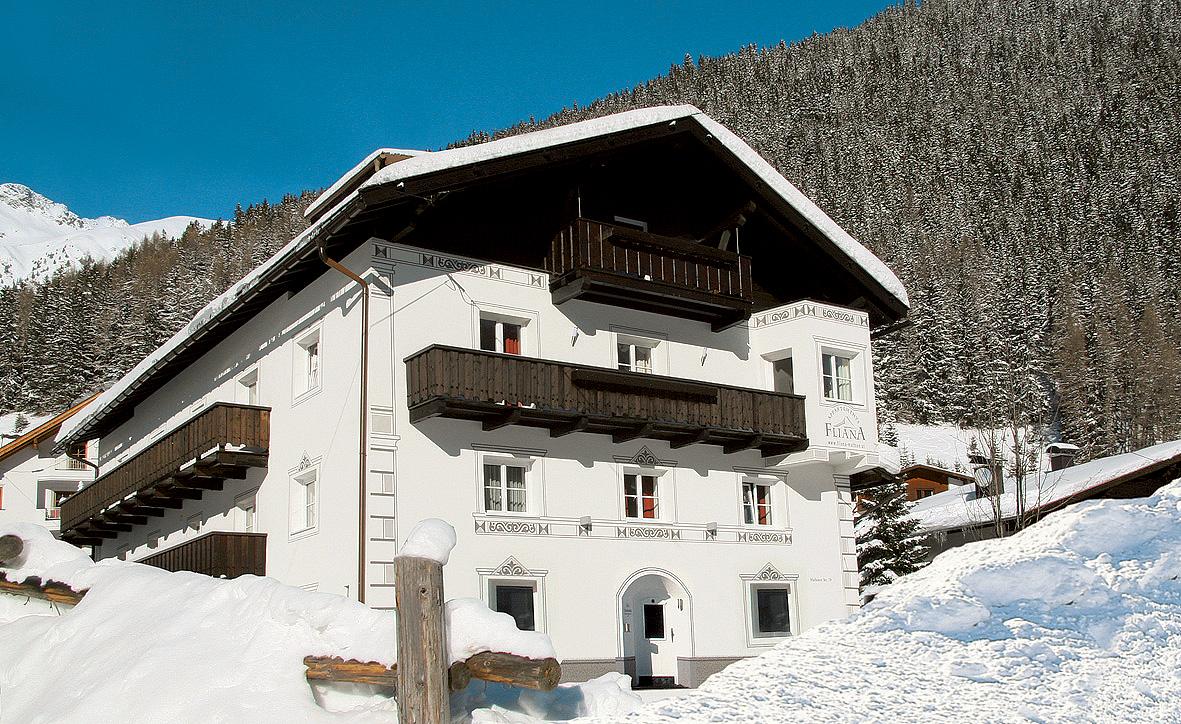 Rakousko (Tyrolsko) - lyžování - APPARTEMENTHAUS FLIANA