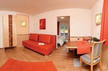 Apartmánový dům Fliana ***