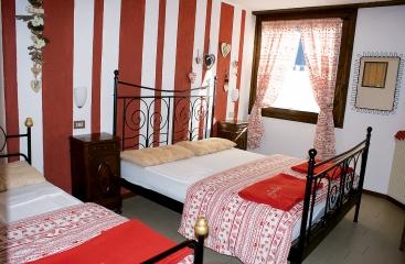 Residence Jolly - Alta Valtellina - Bormio / San Colombano