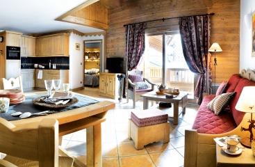 Residence Clarines - Savoie - Les Trois Vallées - Les Menuires