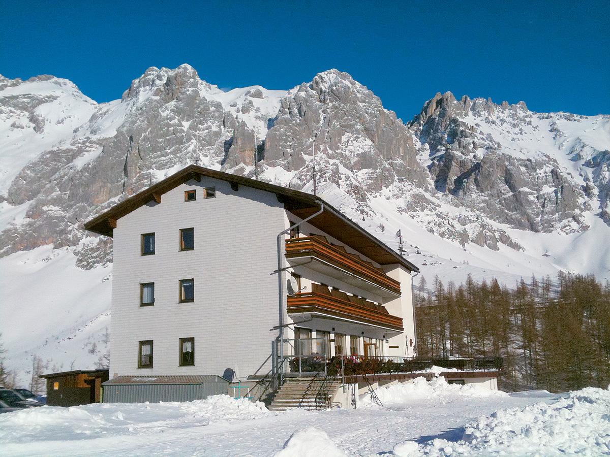 Rakousko (Štýrsko) - lyžování - BERGHOTEL DACHSTEIN