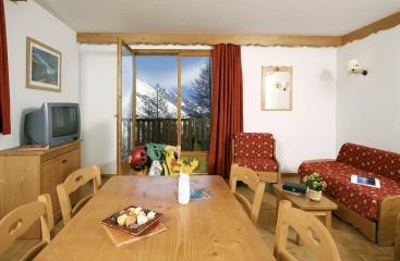 Residence Gentianes - Hautes Alpes - Puy Saint Vincent