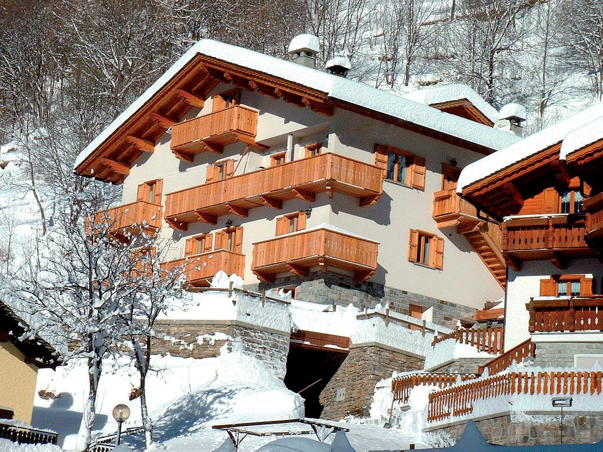Itálie (Valtellina) - Residence Fior di Roccia