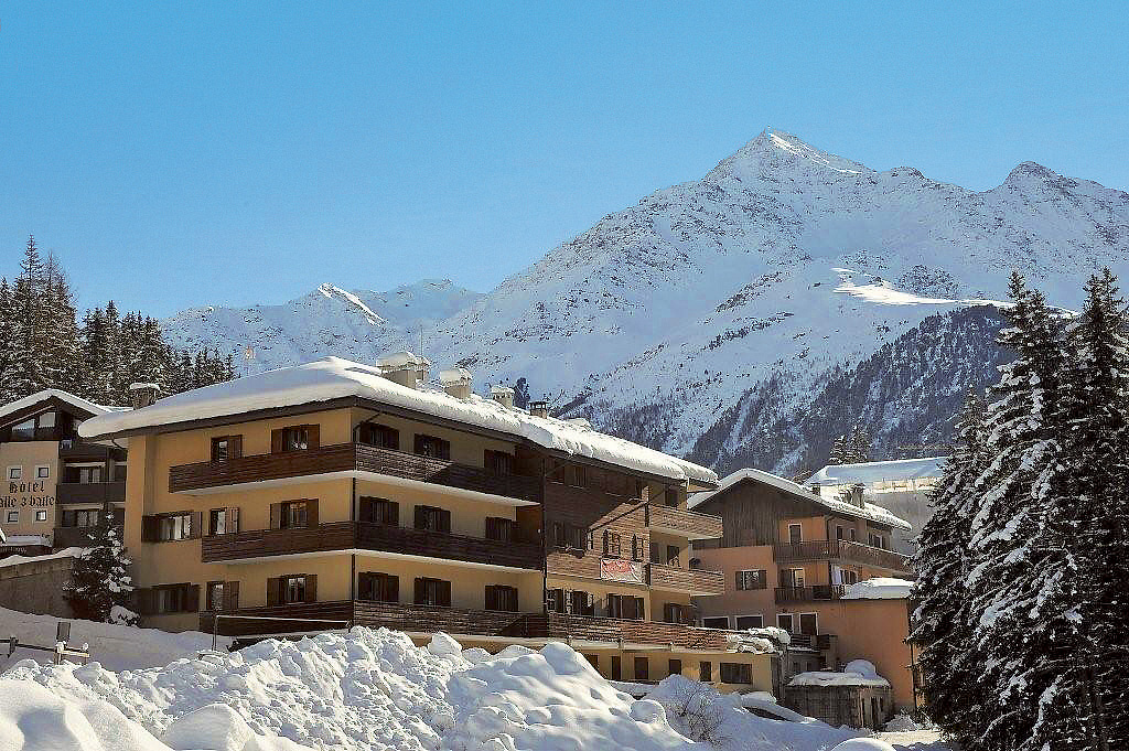 Itálie (Alta Valtellina) - Residence Raffaella