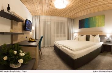 Kosis Sports Lifestyle Hotel - Tyrolsko - Hochzillertal / Hochfügen