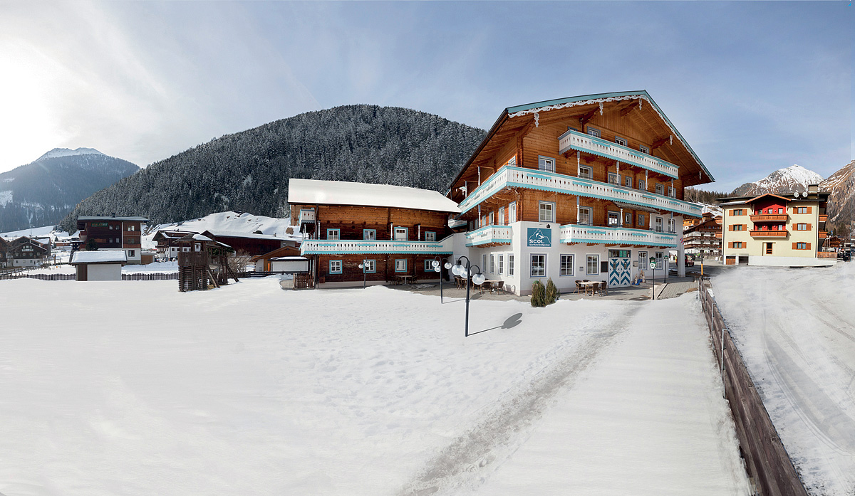 Rakousko (Východní Tyrolsko) - lyžování - SCOL SPORTHOTEL GROSSGLOCKNER