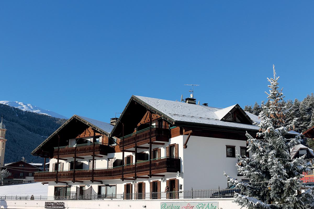 Itálie (Alta Valtellina) - lyžování - RESIDENCE FIOR D´ALPE