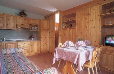 Residence Ortles - Alta Valtellina - Santa Caterina