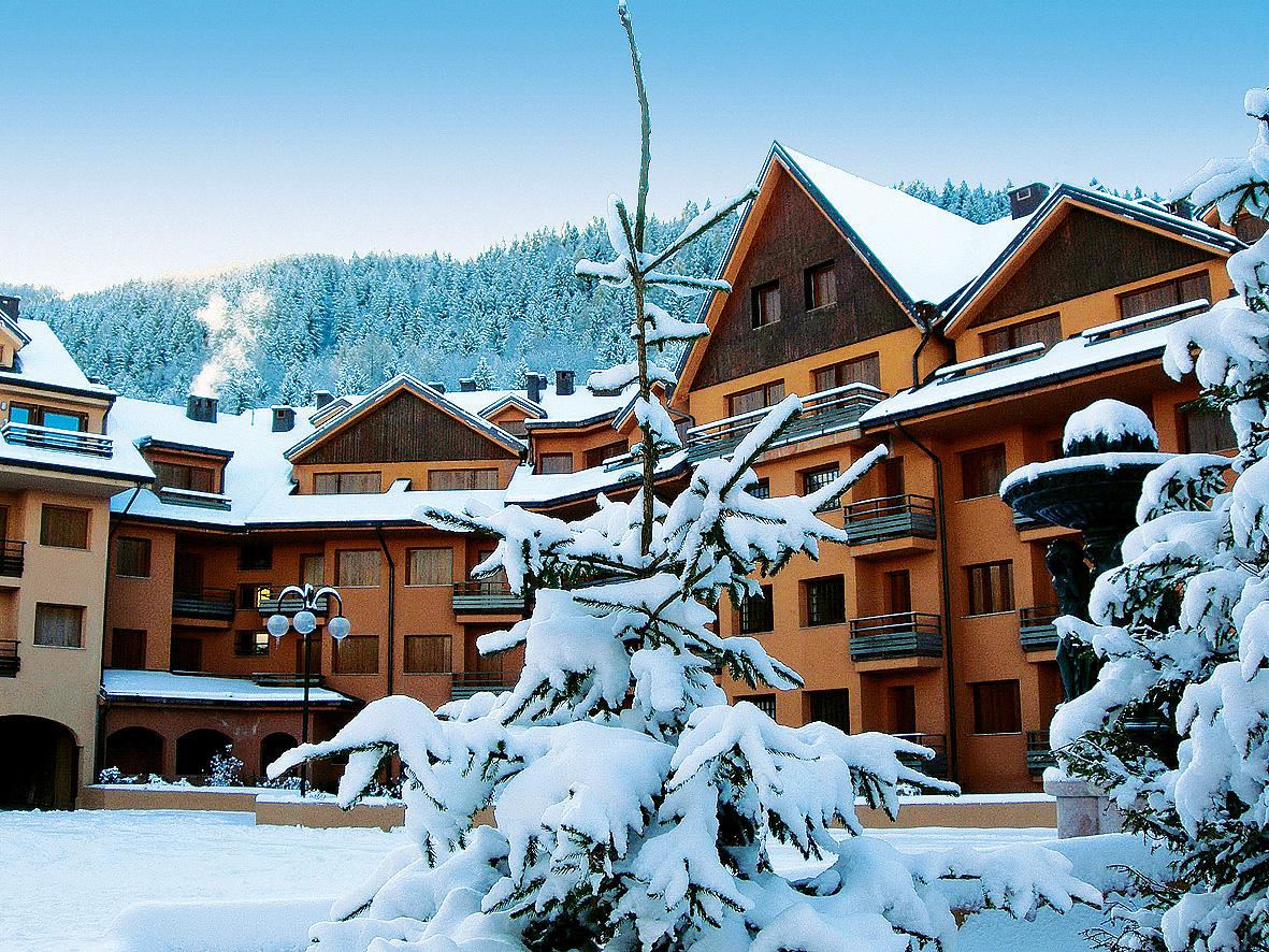Itálie (Val Camonica) - Residence La Splaza