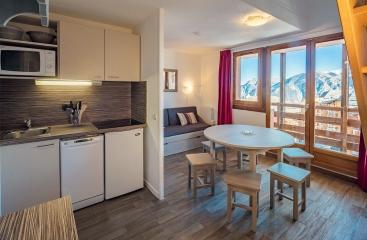 Residence Castor & Pollux - Hautes Alpes - Risoul