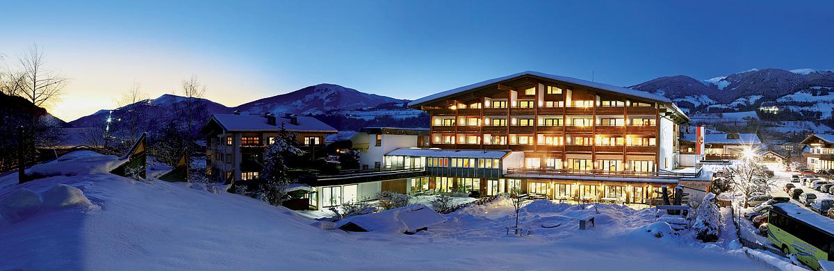 Rakousko (Tyrolsko) - lyžování - SPORTHOTEL KOGLER