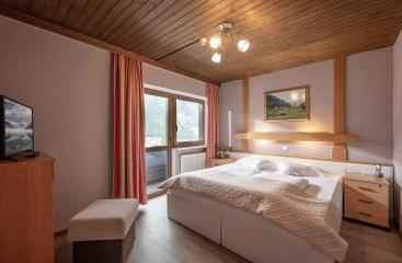 Alpenhotel Edelweiss - Tyrolsko - Achensee - Christlum / Rofan / Zwölferkopf