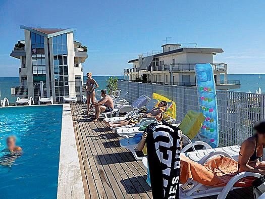 Itálie (Severní Jadran) - dovolená - HOTEL LA FENICE