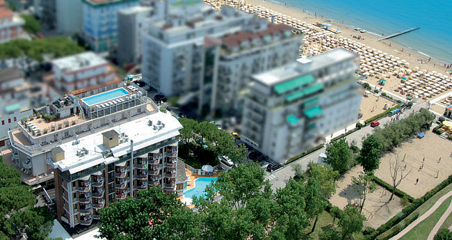 Itálie (Severní Jadran) - dovolená - HOTEL SIESTA