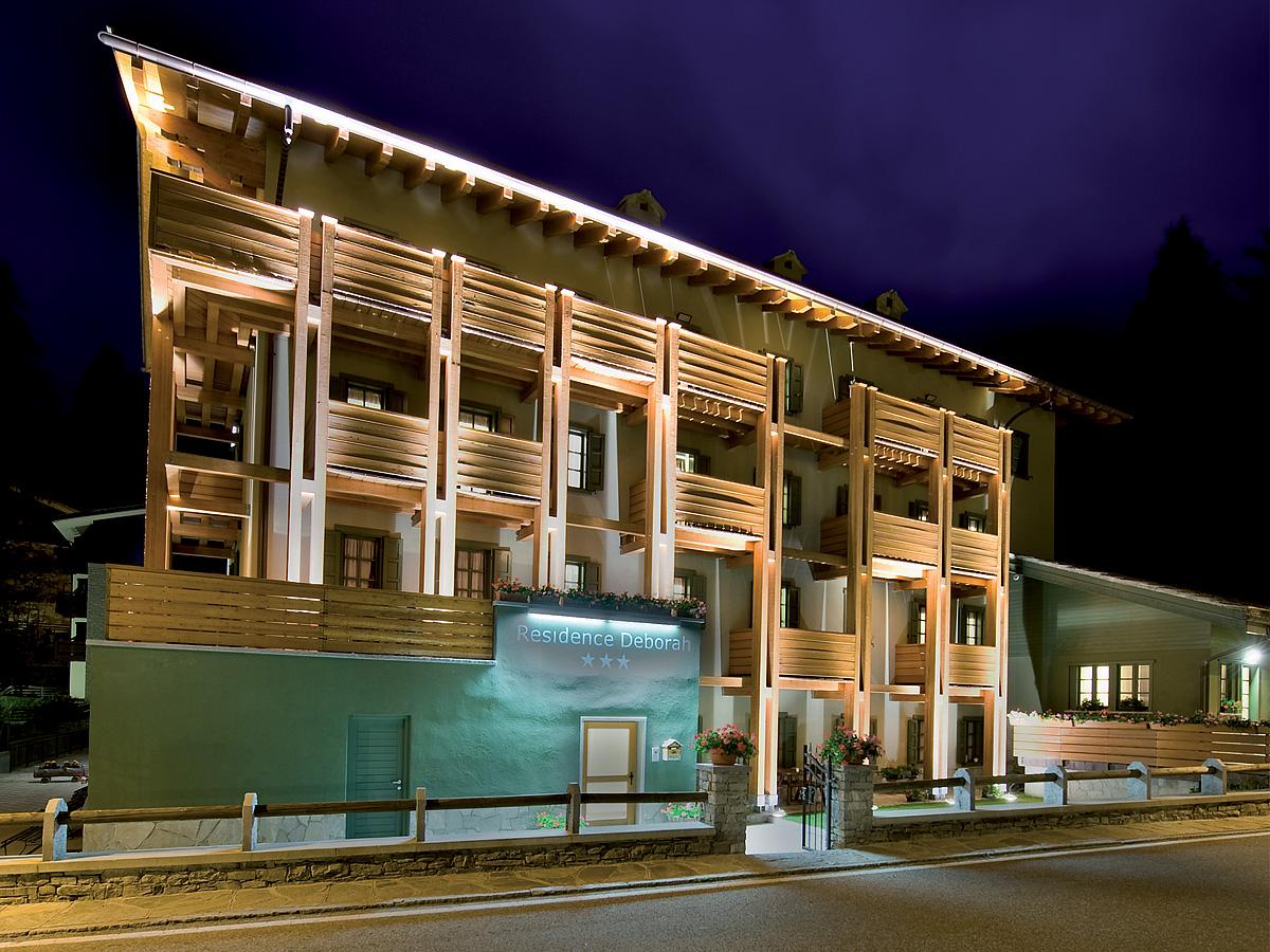 Itálie (Valtellina) - Residence Deborah
