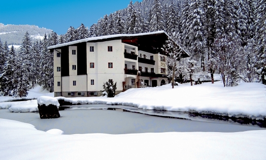 Hotel Alpenhaus Evianquelle