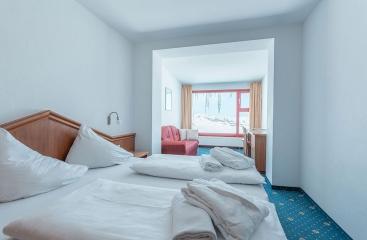 Glacier Hotel Grawand - Ortler Skiarena - Val Senales