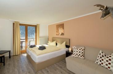 Gasthof & Depandance Spullersee - Tyrolsko - Ski Arlberg - St. Anton / Zürs / Lech
