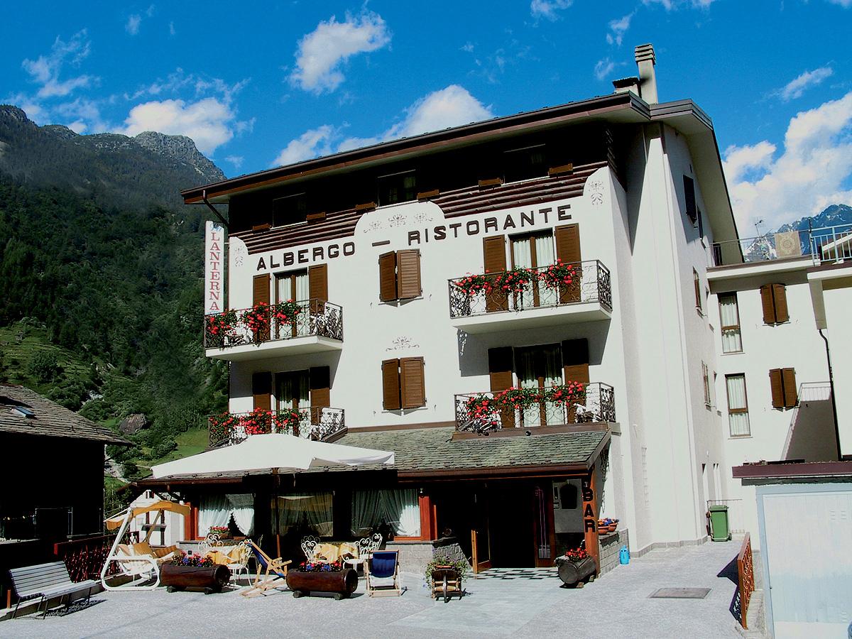 Itálie (Valtellina) - Hotel La Lanterna