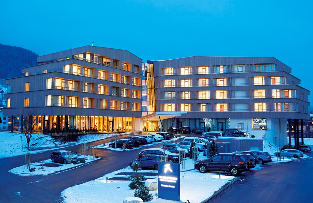 Falkensteiner Hotel Schladming - Rakousko, Schladming - Dachstein ...