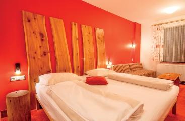 Alpenhotel Marcius - Korutany - Nassfeld