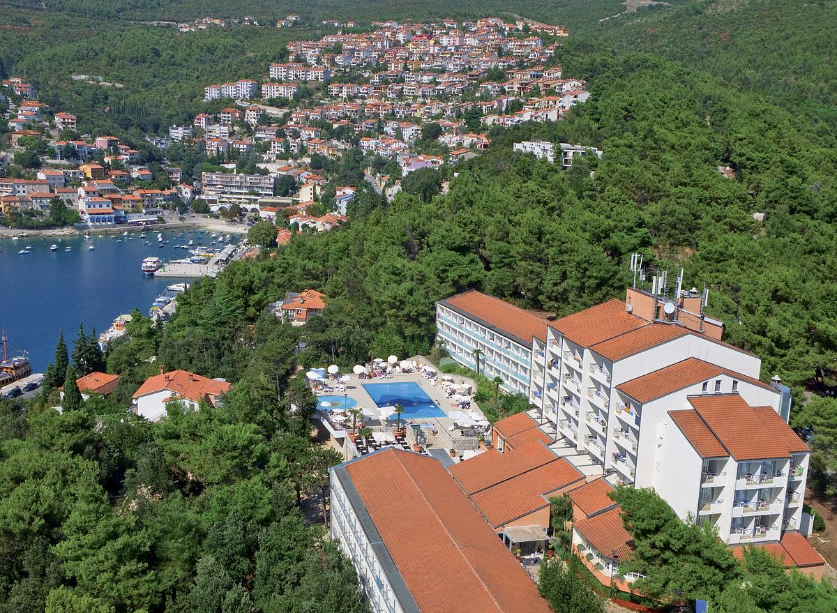Chorvatsko (Istrie) - dovolená - ALLEGRO SUNNY HOTEL BY VALAMAR