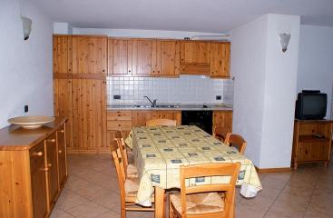 Apt. dům Sosio - Alta Valtellina - Bormio / San Colombano