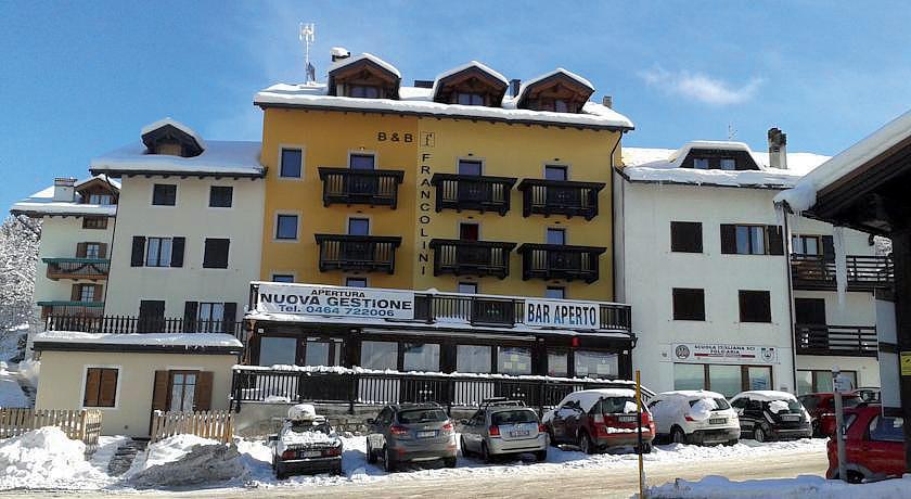 Itálie (Skirama Dolomiti) - lyžování - HOTEL FRANCOLINI