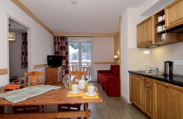 Residence Bergers - Savoie - Les Sybelles