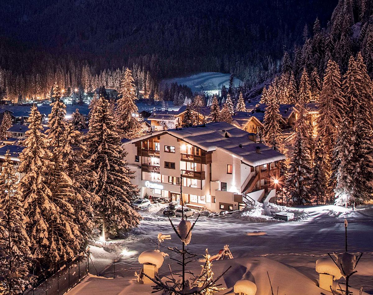Itálie (Dolomiti Superskix) - Residence Ski