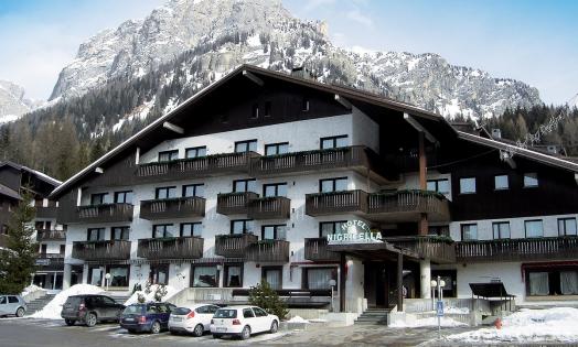 Výsledek obrázku pro hotel nigritella