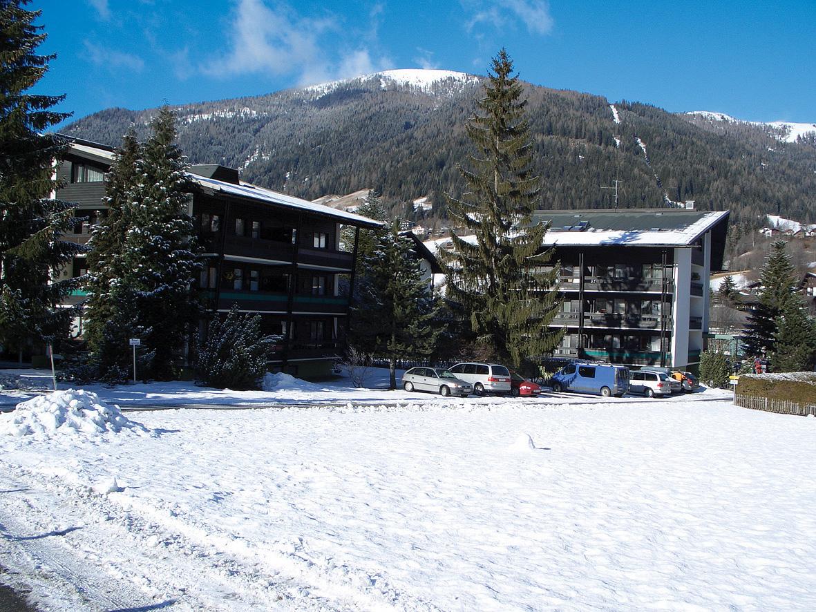 Rakousko (Korutany) - lyžování - APARTMÁNY THERMENBLICK