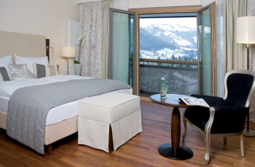 Hotel Schloss Lebenberg - Tyrolsko - Kitzbühel - Kirchberg