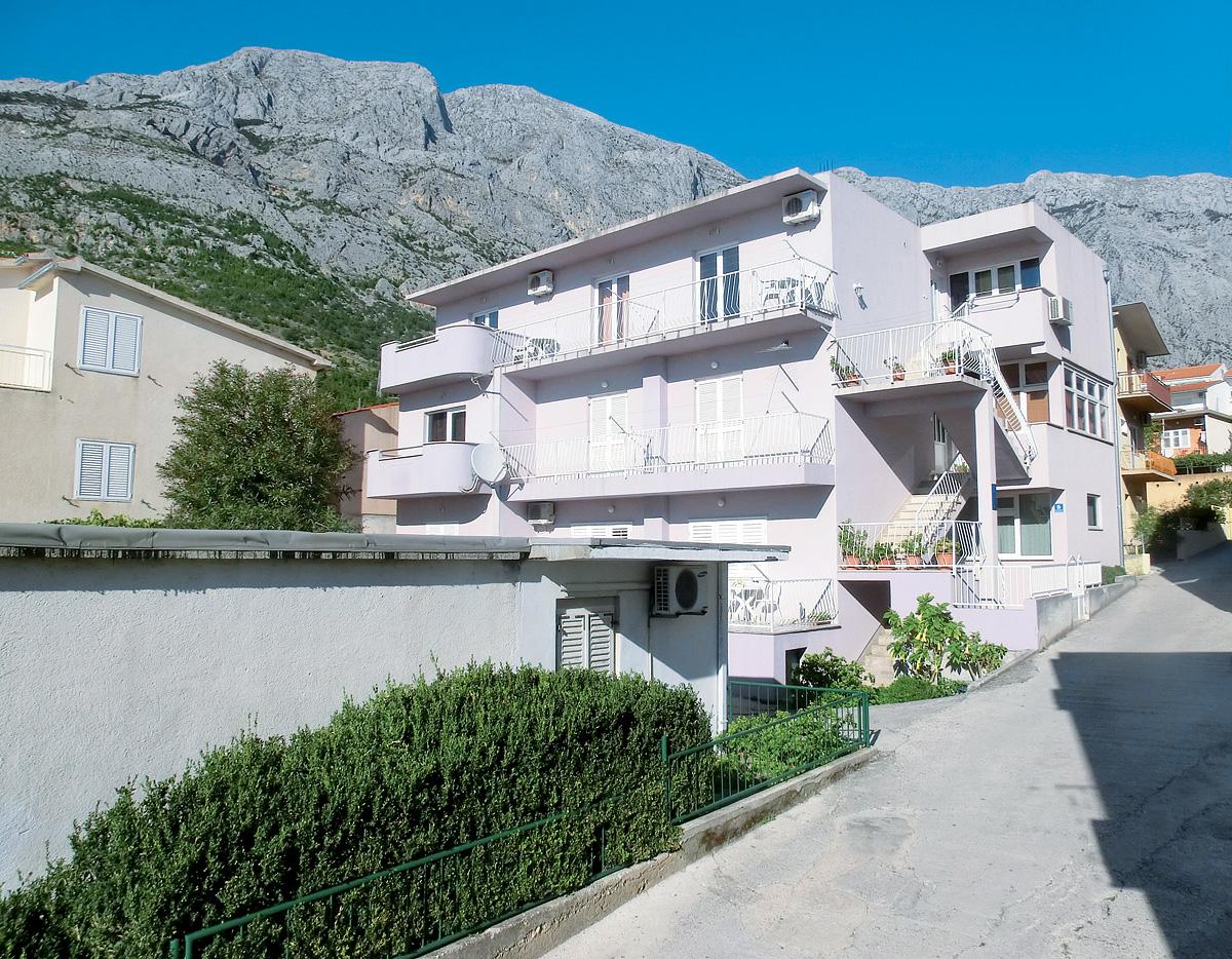 Chorvatsko (Střední Dalmácie) - Villa Lovre