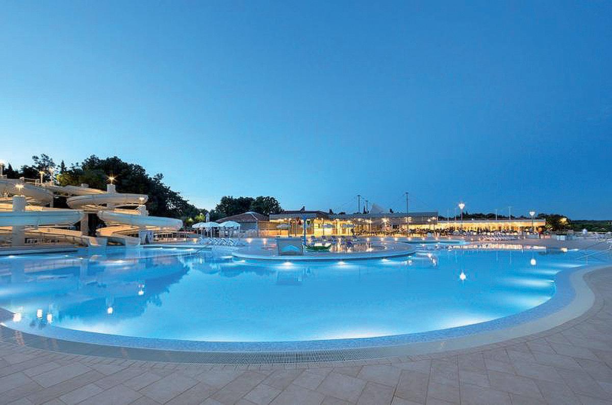 Chorvatsko (Istrie) - dovolená - RESORT VILLAS RUBIN - POKOJE