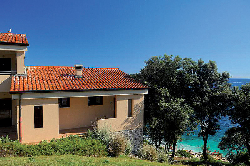 Chorvatsko (Istrie) - dovolená - RESORT PETALON