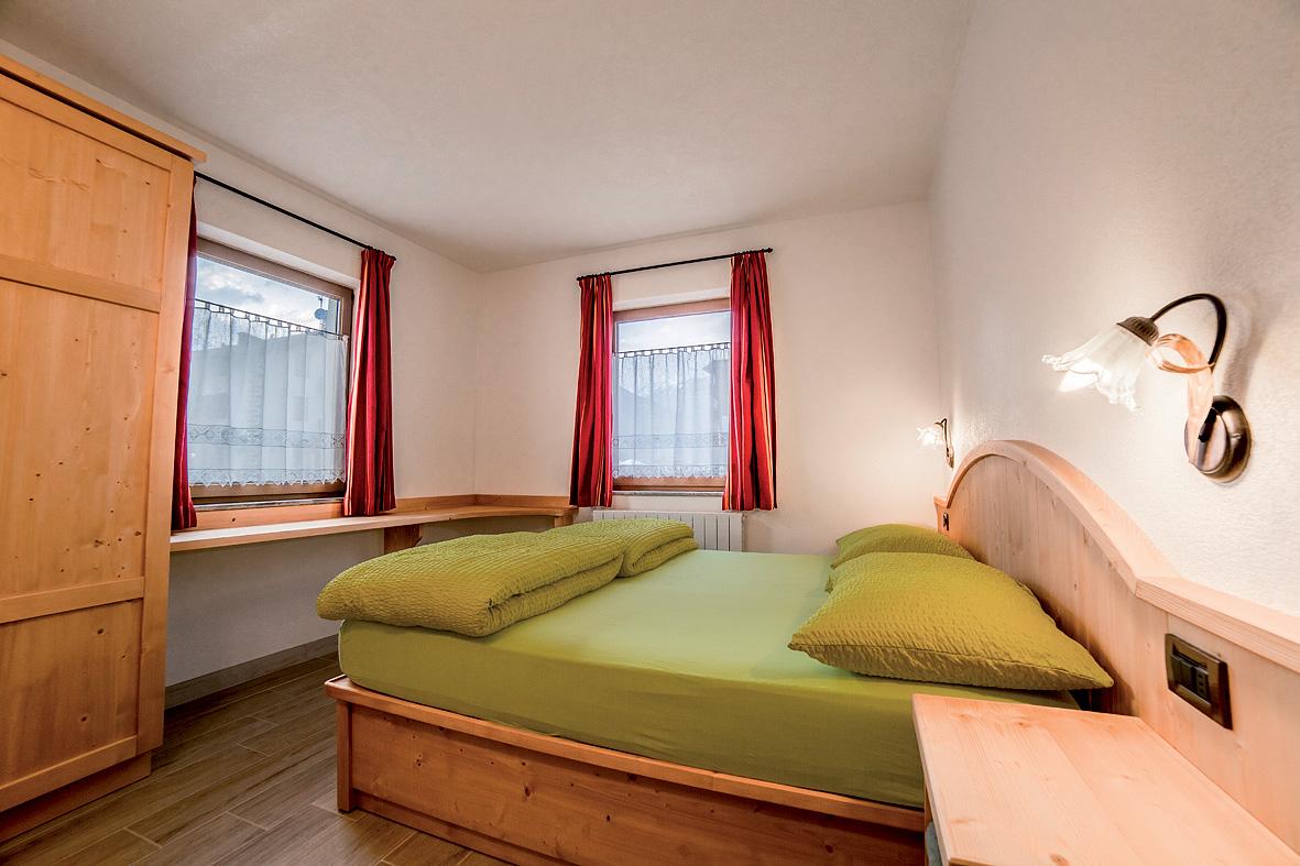 Apartmány Alpen Dream Mottolino