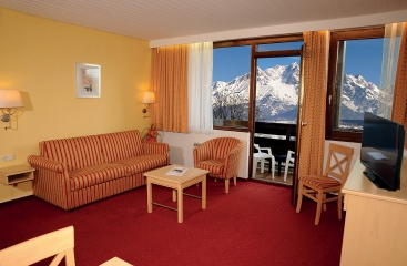 Hotel Marco Polo Alpina - Salcbursko - Hochkönig