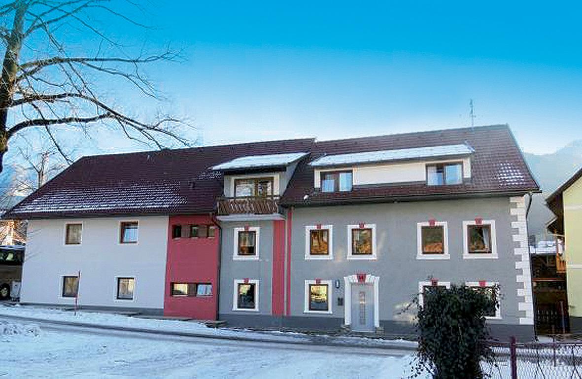 Rakousko (Korutany) - lyžování - APARTMÁNOVÝ DŮM BUCHACHER