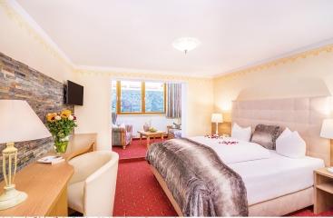 Hotel Alpenkönigin - Tyrolsko - Silvretta Arena - Ischgl / Samnaun