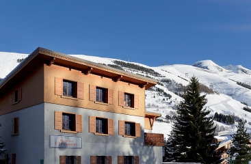 Residence Edelweiss **/***