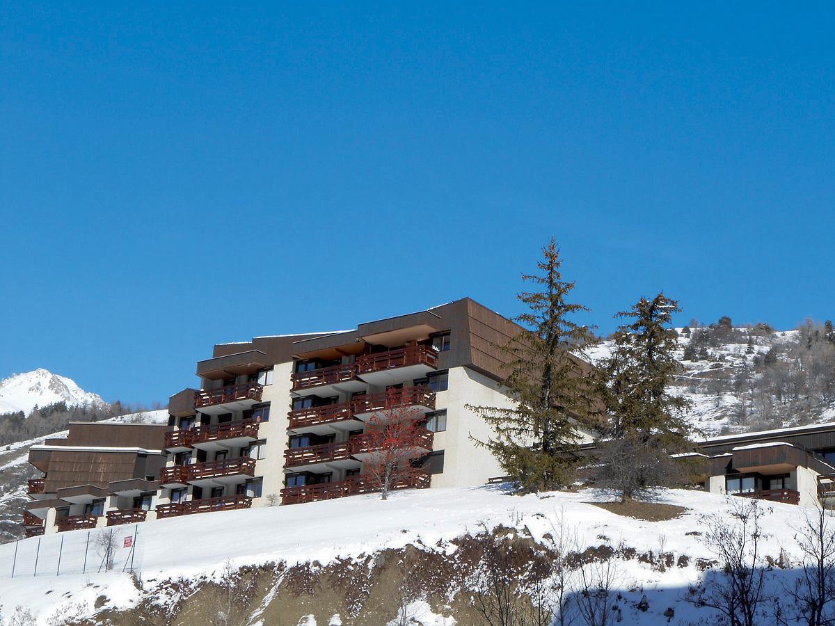 Francie (Hautes Alpes) - lyžování - RESIDENCE MELEZES